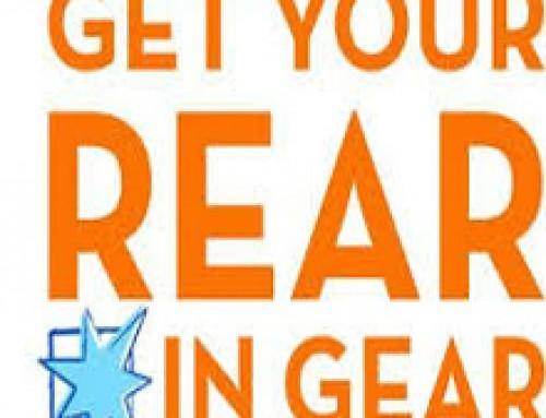 2017 Get Your Rear in Gear 5k Run/Walk – San Antonio, TX