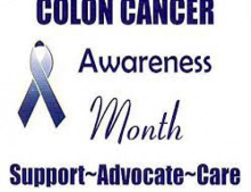 2017 Colon Cancer Awareness