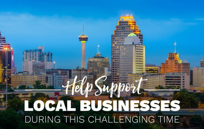 support local san antonio tx businesses