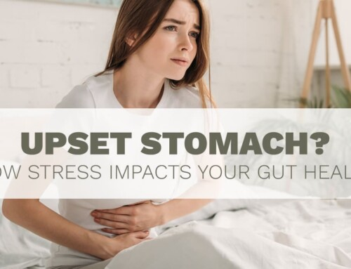Here's What You Need to Know About Gut Health and Stress